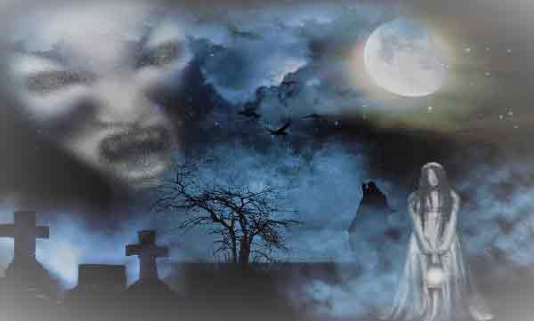 haunted village ghost story in hindi